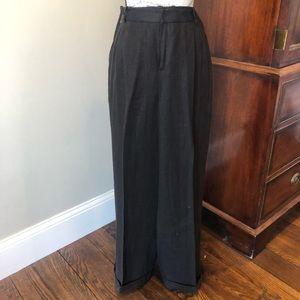 Ellen Tracy linen lightweight pant size 10 NWT